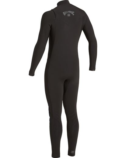2 Revolution 3/2mm GBS - Chest Zip Wetsuit for Men Black U43M55BIF0 Billabong