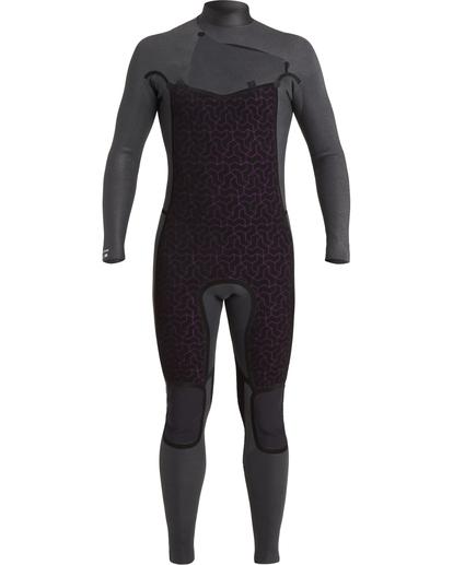 5 Revolution 3/2mm GBS - Chest Zip Wetsuit for Men Blue U43M55BIF0 Billabong