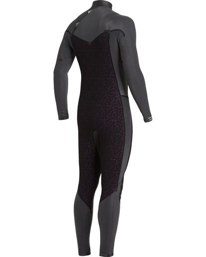 7 Revolution 3/2mm GBS - Chest Zip Wetsuit for Men Blue U43M55BIF0 Billabong