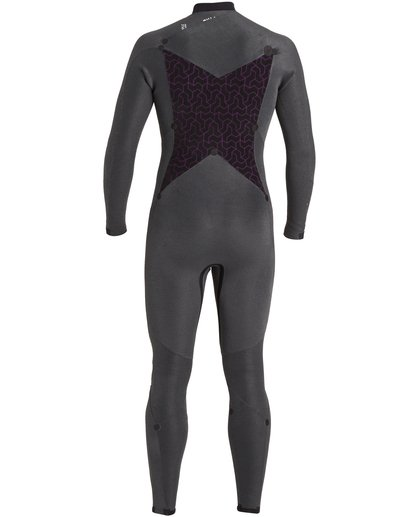 9 Absolute 3/2mm GBS - Chest Zip Wetsuit for Men Black U43M56BIF0 Billabong