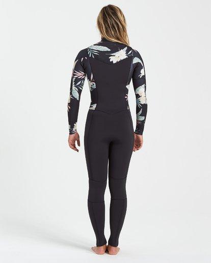 1 Surf Capsule 4/3mm Salty Dayz - Traje de surf para Mujer Negro U44G30BIF0 Billabong