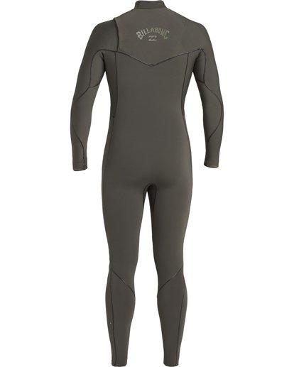4 Furnace Natural 4/3mm- Wetsuit for Men Black U44M50BIF0 Billabong