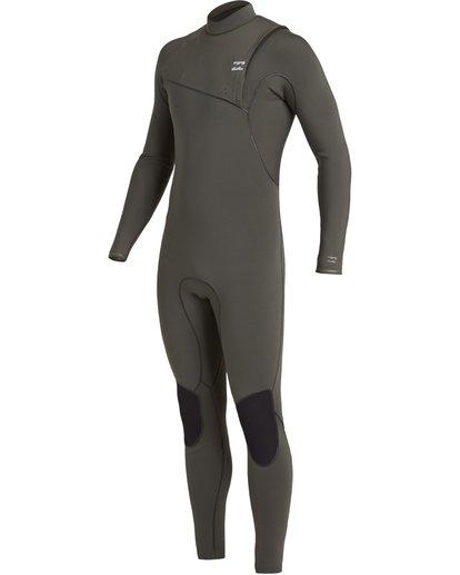 1 Furnace Natural 4/3mm- Wetsuit for Men Black U44M50BIF0 Billabong