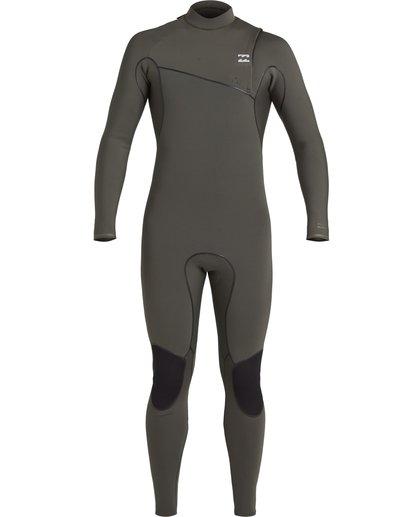 2 Furnace Natural 4/3mm- Wetsuit for Men Black U44M50BIF0 Billabong