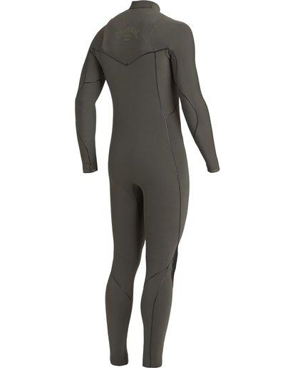 3 Furnace Natural 4/3mm- Wetsuit for Men Black U44M50BIF0 Billabong