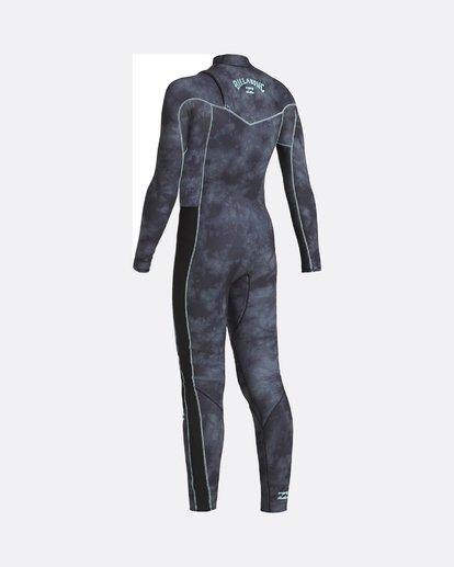 1 Revolution 5/4mm - Traje de surf con cremallera frontal para Chicos Negro U45B11BIF0 Billabong