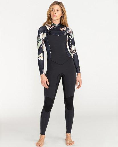 0 Surf Capsule 5/4mm Salty Dayz - Neoprenanzug für Frauen Schwarz U45G30BIF0 Billabong