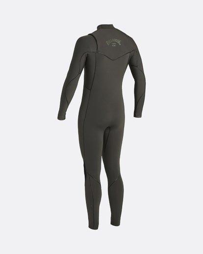 1 Furnace Natural 5/4mm- Wetsuit for Men Black U45M50BIF0 Billabong