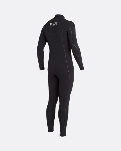 1 Furnace Carbon 5/4mm Comp GBS - Chest-Zip Neoprenanzug für Männer Schwarz U45M53BIF0 Billabong