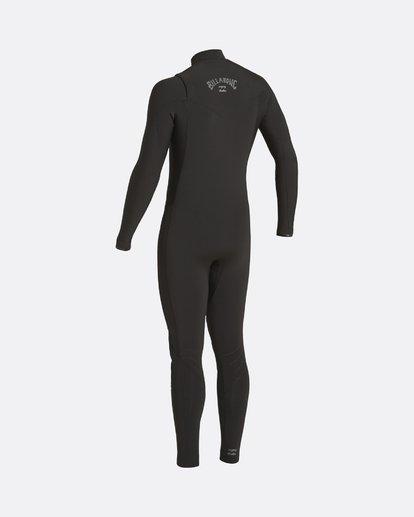 1 Revolution 5/4mm GBS - Traje de Surf con Cremallera en el Pecho para Hombre Negro U45M55BIF0 Billabong