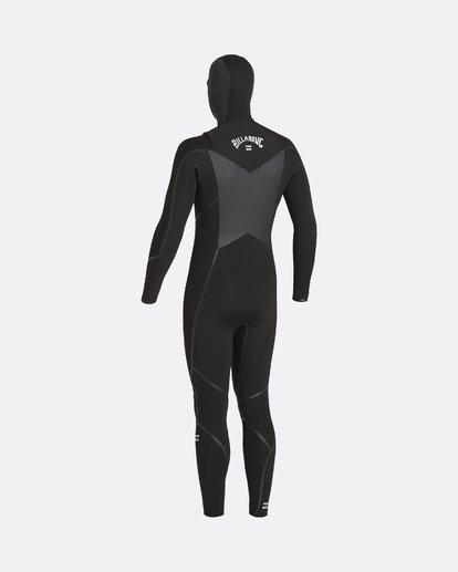 2 Absolute 5/4mm - Chest Zip Wetsuit for Men Black U45M59BIF0 Billabong