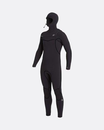 6 Furnace Carbon 605 - Neoprenanzug mit Kapuze für Männer Schwarz U46M50BIF0 Billabong