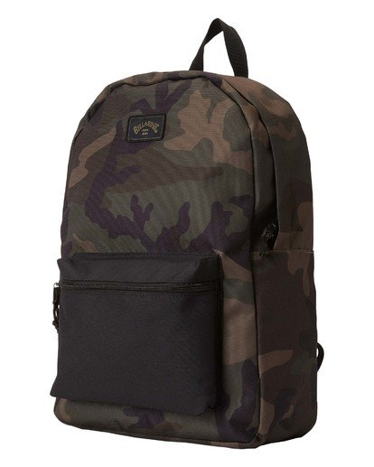 2 All Day - Backpack for Men Camo U5BP01BIF0 Billabong