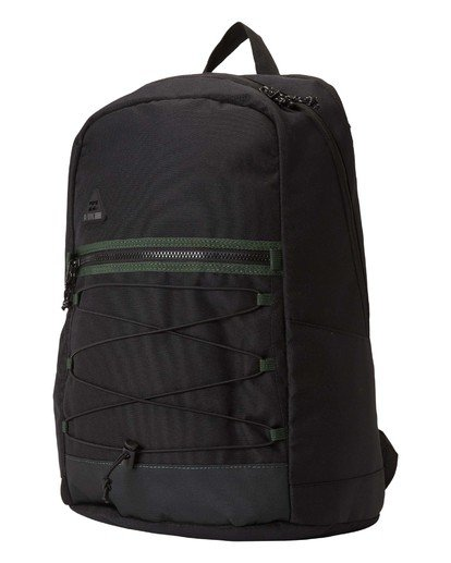 3 Adventure Division Collection Axis Day Pack - Backpack for Men Black U5BP05BIF0 Billabong