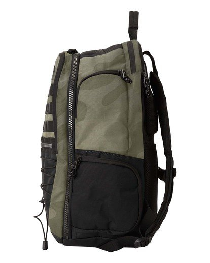 2 Adventure Division Collection Combat Pack - Mochila para Hombre Camo U5BP14BIF0 Billabong