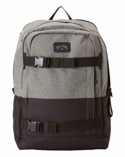 0 Command Skate - Backpack for Men Grey U5BP16BIF0 Billabong