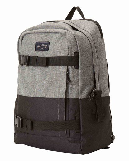 3 Command Skate - Backpack for Men Grey U5BP16BIF0 Billabong