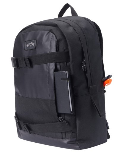 4 Command Skate - Backpack for Men Grey U5BP16BIF0 Billabong