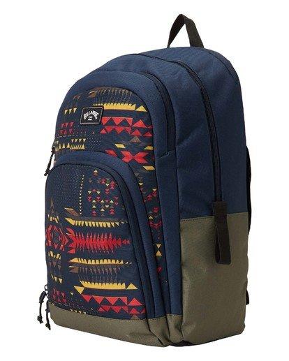 3 Command Pack - Backpack for Men Orange U5BP17BIF0 Billabong
