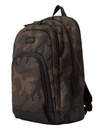 3 Command Pack - Mochila para Hombre Camo U5BP17BIF0 Billabong