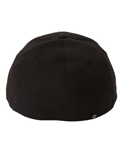 1 Walled Stretch - Stretch Cap for Men Black U5CF03BIF0 Billabong