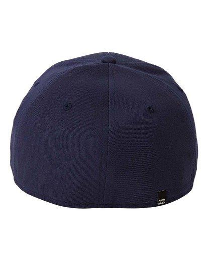 1 Walled Stretch - Kappe mit Stretch für Männer Blau U5CF03BIF0 Billabong