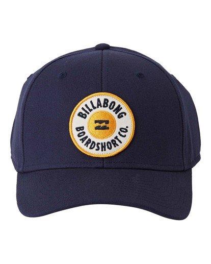 0 Walled Stretch - Kappe mit Stretch für Männer Blau U5CF03BIF0 Billabong