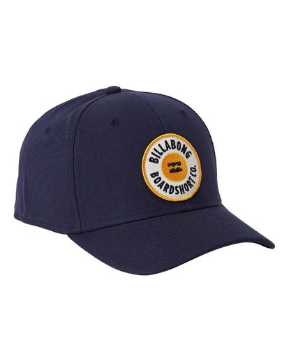 3 Walled Stretch - Kappe mit Stretch für Männer Blau U5CF03BIF0 Billabong