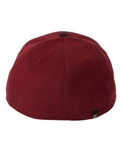 1 Walled Stretch - Stretch Cap for Men Red U5CF03BIF0 Billabong