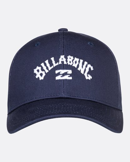 0 Arch - Snapback Cap for Men Blue U5CM01BIF0 Billabong