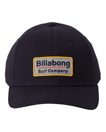 0 Walled - Snapback Cap for Men Blue U5CM02BIF0 Billabong