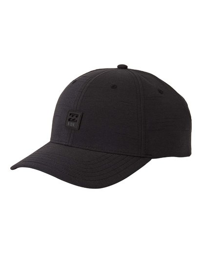 2 Adventure Division Collection Surftrek - Snapback-Kappe für Männer Schwarz U5CM13BIF0 Billabong