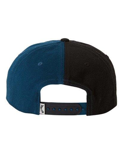 1 Wave Wash Halfrack - Snapback-Kappe für Männer Schwarz U5CM16BIF0 Billabong