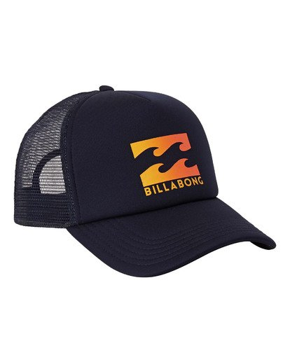 3 Podium - Gorra Trucker para Hombre  U5CT01BIF0 Billabong