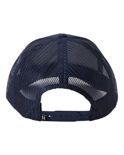 4 Adventure Division Collection Walled - Trucker Cap for Men Blue U5CT07BIF0 Billabong
