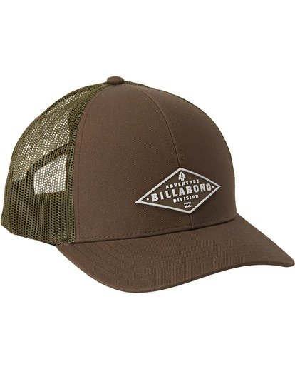 1 Adventure Division Collection Walled - Truckerkappe für Männer  U5CT07BIF0 Billabong