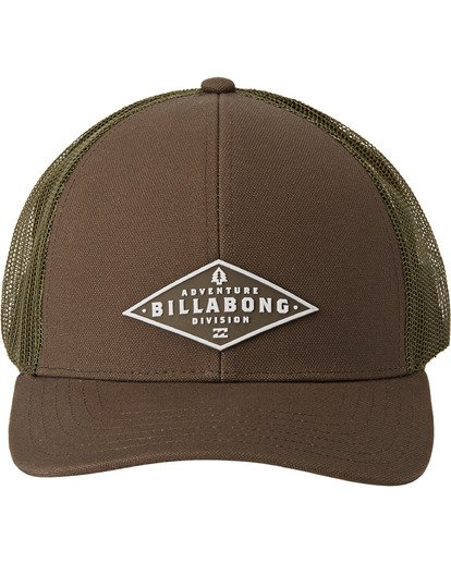 2 Adventure Division Collection Walled - Truckerkappe für Männer  U5CT07BIF0 Billabong