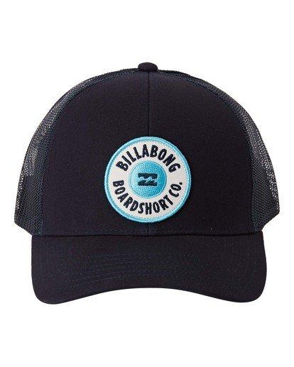 0 Walled - Gorra Trucker para Hombre Azul U5CT08BIF0 Billabong