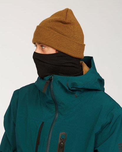 1 Expedition - Gorro/Máscara protectora para Hombre Negro U6BC03BIF0 Billabong