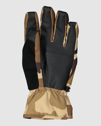 1 Kera Gloves Camo U6GL02S Billabong