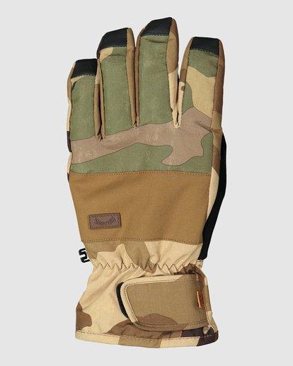 0 Kera Gloves Camo U6GL02S Billabong
