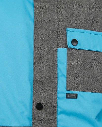 4 Arcade Boys Jacket Blue U6JB20S Billabong