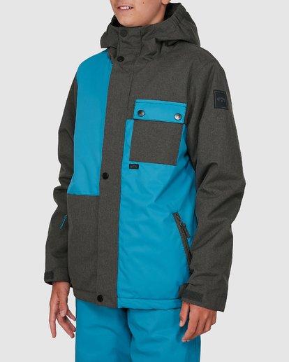 1 Arcade Boys Jacket Blue U6JB20S Billabong