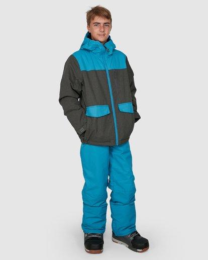 5 Boys 8-16 All Day Jacket Blue U6JB21S Billabong