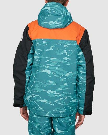 2 Boys 8-16 All Day Jacket Orange U6JB21S Billabong