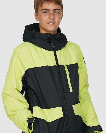 6 All Day Boys Jacket Green U6JB21S Billabong