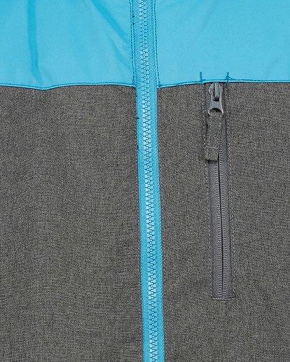 7 All Day Boys Jacket Blue U6JB21S Billabong