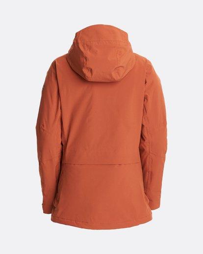 10 Adventure Division Collection Trooper Stx - Wasserdichte Jacke für Frauen  U6JF20BIF0 Billabong