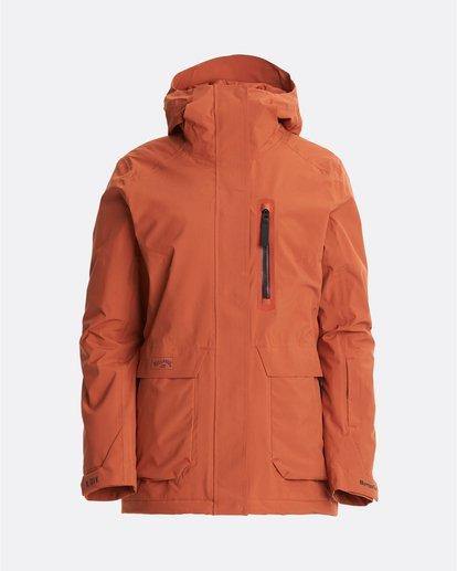 9 Adventure Division Collection Trooper Stx - Wasserdichte Jacke für Frauen  U6JF20BIF0 Billabong