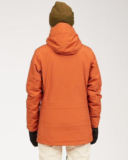 2 Adventure Division Collection Trooper Stx - Wasserdichte Jacke für Frauen  U6JF20BIF0 Billabong